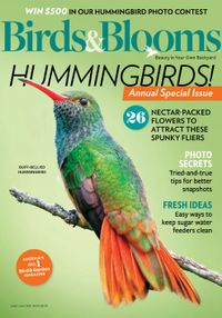 June 01, 2020 issue of Birds & Blooms