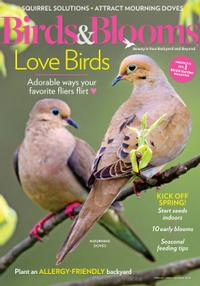 February 01, 2021 issue of Birds & Blooms