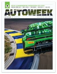 January 27, 2019 issue of Autoweek