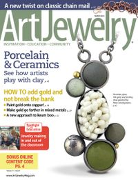 March 01, 2016 issue of Art Jewelry