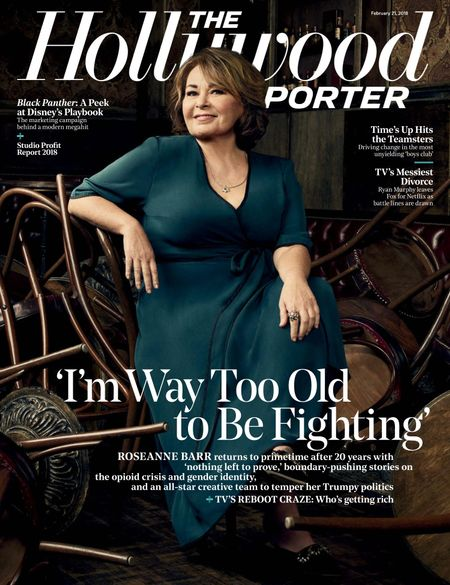 Buy Wednesday February 21 2018 - The Hollywood Reporter