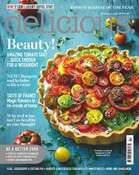 June 30, 2018 issue of Delicious UK