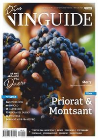 July 31, 2019 issue of DinVinGuide