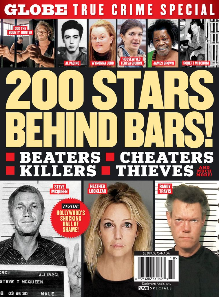 Hollywood Crime Report - Issue Subscriptions