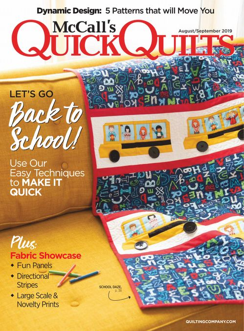 Quick+Easy Quilts