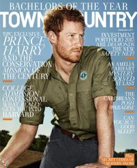 February 01, 2017 issue of Town & Country