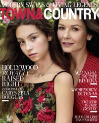 August 31, 2018 issue of Town & Country