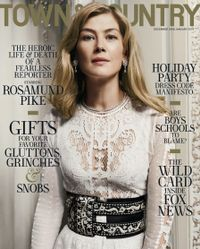 December 31, 2018 issue of Town & Country