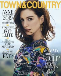 January 31, 2019 issue of Town & Country