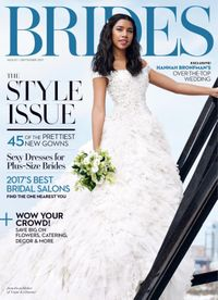 July 31, 2017 issue of Brides