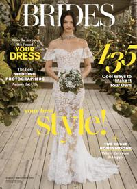 July 31, 2018 issue of Brides