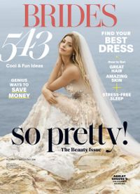 September 30, 2018 issue of Brides