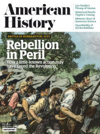 July 31, 2019 issue of American History