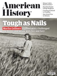June 01, 2020 issue of American History