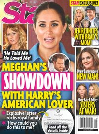 March 24, 2019 issue of Star Magazine