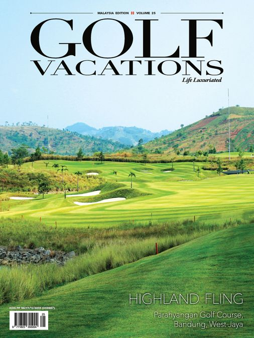 Golf Vacations Malaysia