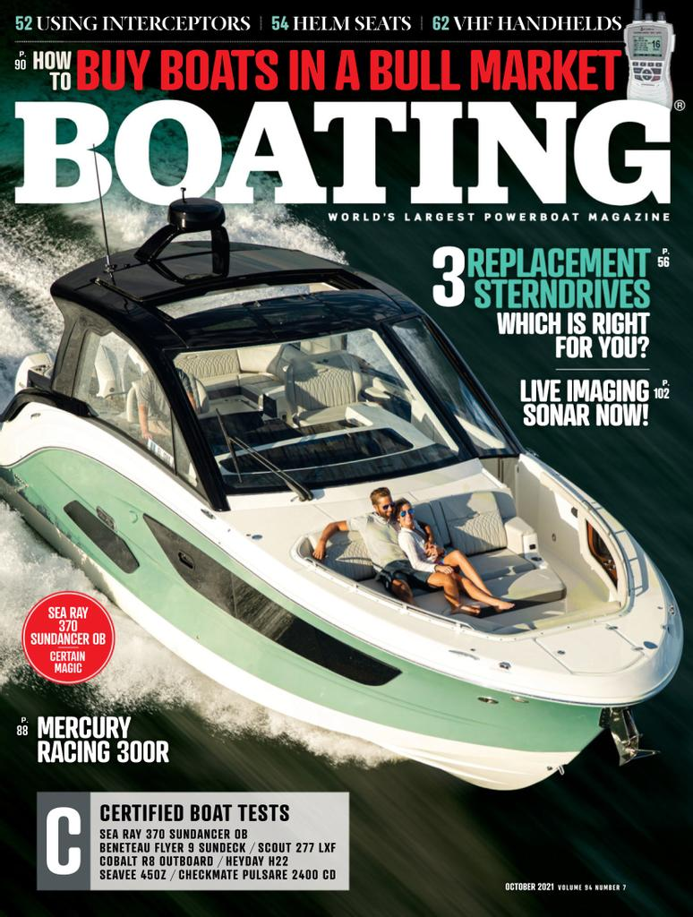 Boating - Subscription