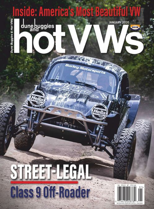 dune buggies and hotVWs