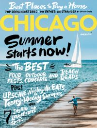 May 31, 2018 issue of Chicago Magazine