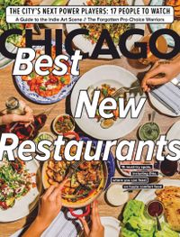 March 31, 2019 issue of Chicago Magazine