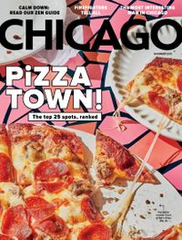 October 31, 2019 issue of Chicago Magazine
