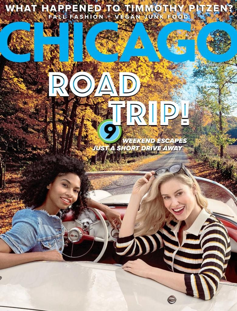 Chicago Magazine - Subscription Subscriptions