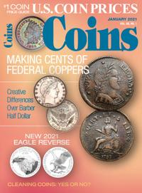 January 01, 2021 issue of Coins