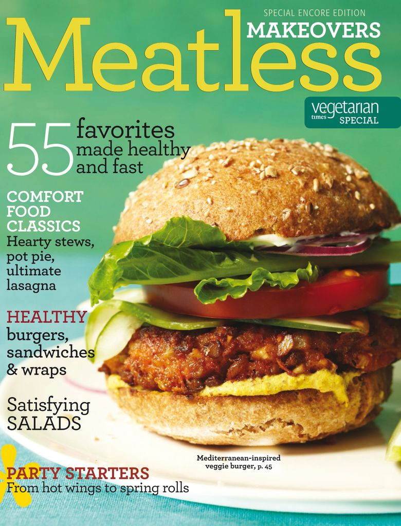 Vegetarian Times Meatless Makeovers - Issue Subscriptions