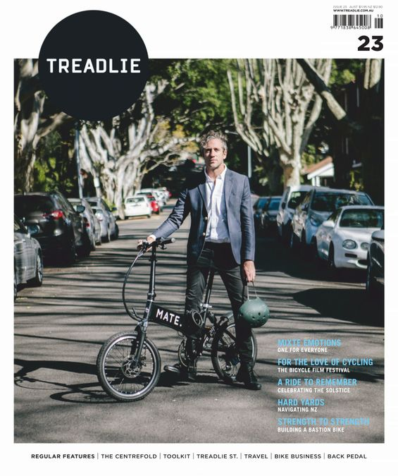 Treadlie Magazine