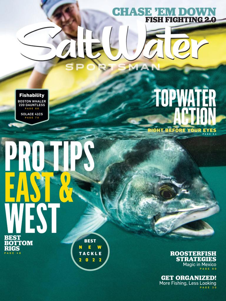 Salt Water Sportsman - Subscription