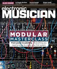 September 01, 2020 issue of Electronic Musician