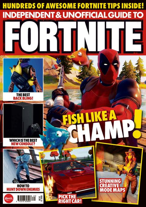 Independent and Unofficial Guide to Fortnite