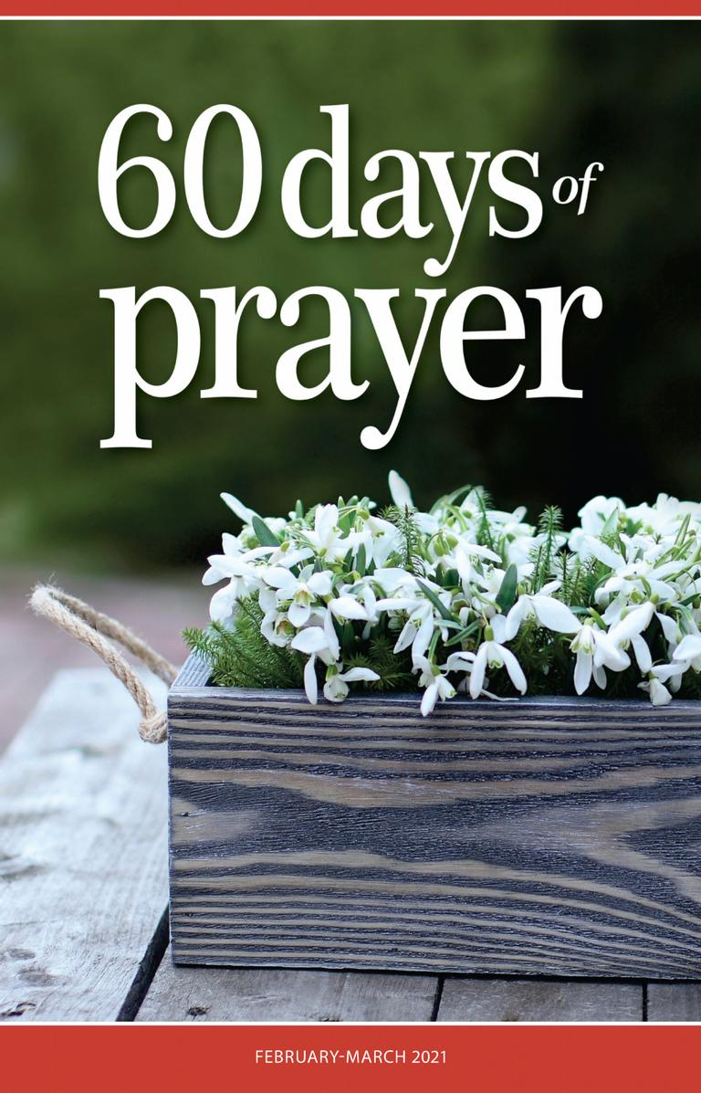 60 Days of Prayer