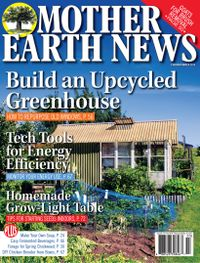 January 31, 2019 issue of MOTHER EARTH NEWS