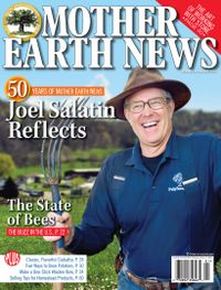 November 30, 2019 issue of MOTHER EARTH NEWS