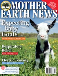 January 31, 2020 issue of MOTHER EARTH NEWS
