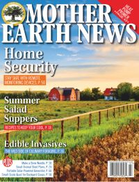 June 01, 2020 issue of MOTHER EARTH NEWS