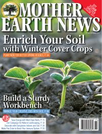 October 01, 2020 issue of MOTHER EARTH NEWS