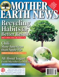 December 01, 2020 issue of MOTHER EARTH NEWS