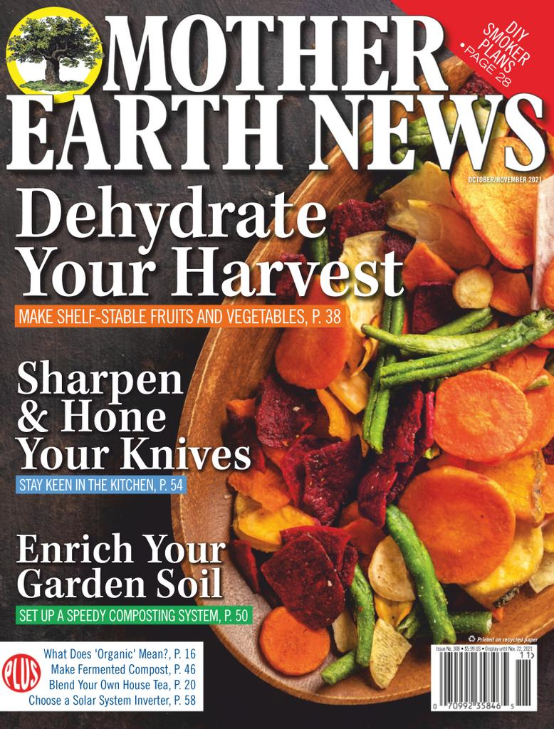 MOTHER EARTH NEWS - Subscription Subscriptions