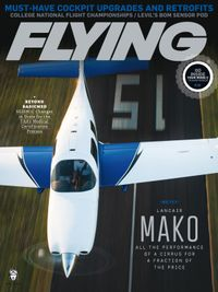 July 01, 2018 issue of Flying
