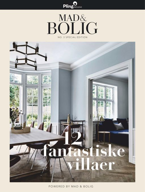 12 fantastiske villaer powered by Mad & Bolig