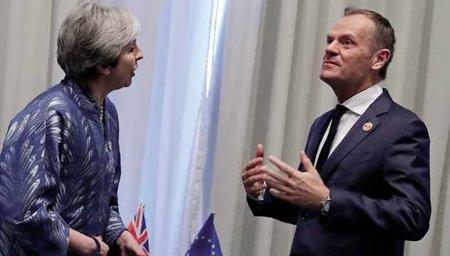 Stuck in a Brexit deadlock