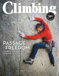 May 01, 2020 issue of Climbing