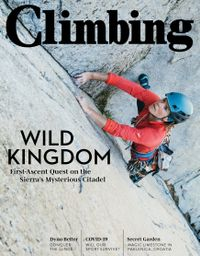 July 01, 2020 issue of Climbing