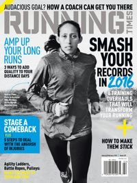 January 01, 2016 issue of Running Times