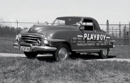 Playboy on Wheels
