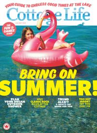 August 01, 2020 issue of Cottage Life