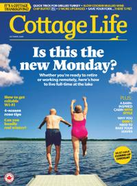 October 01, 2020 issue of Cottage Life