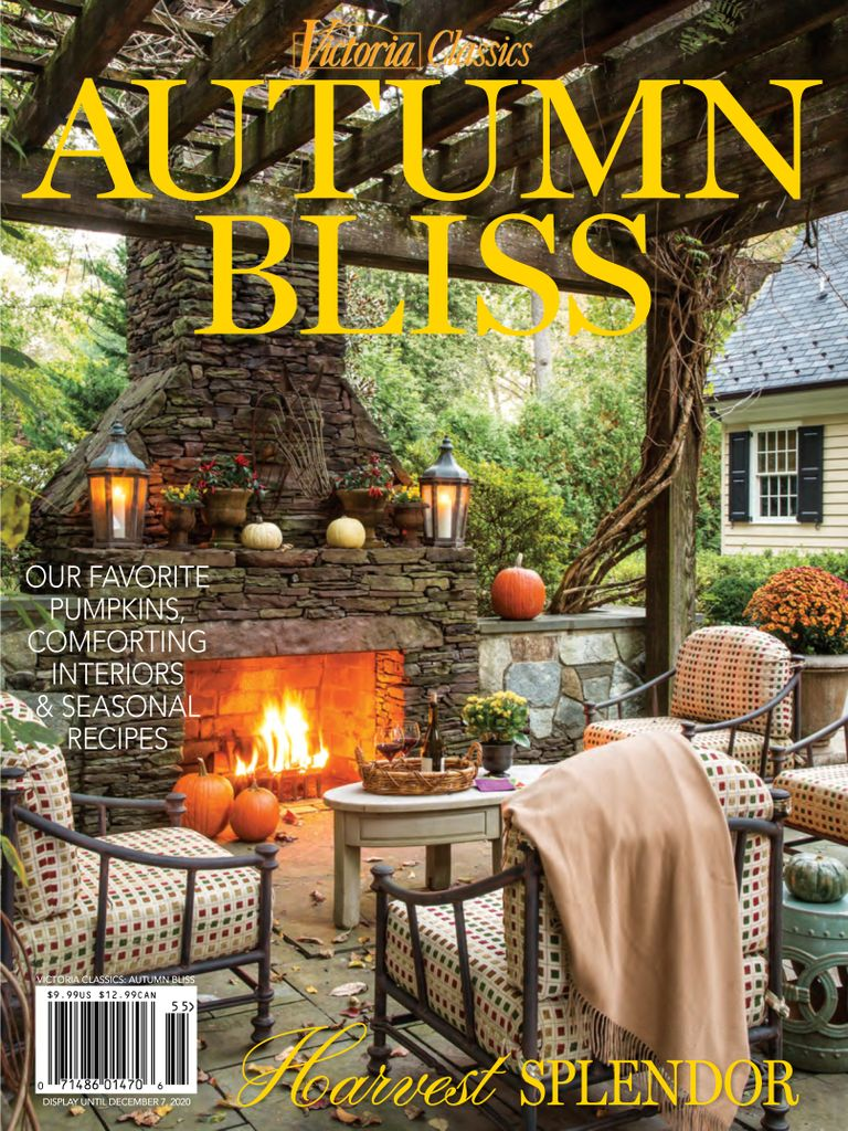 Autumn Bliss 2020